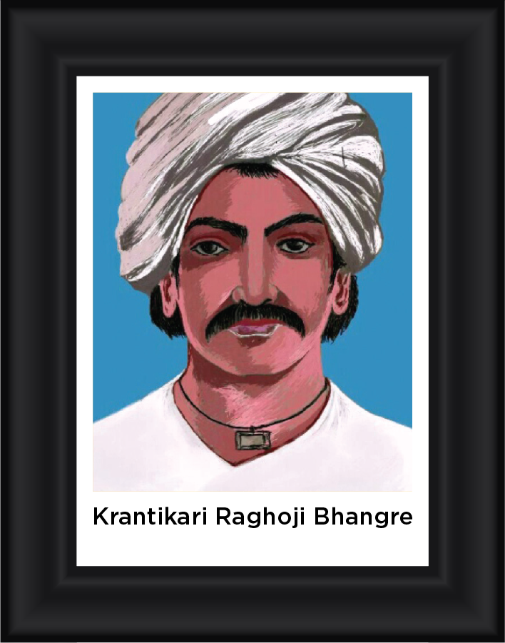Krantikari Raghoji Bhangre