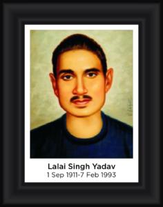 Lalai Singh Yadhav