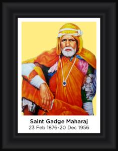 Rashtra Sant Gadage Maharaj