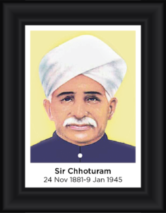Sir Chhoturam